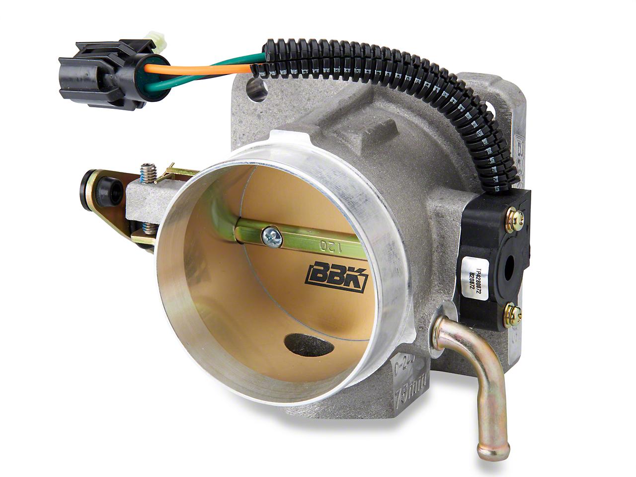 BBK 75mm Throttle Body (86-93 5.0L)