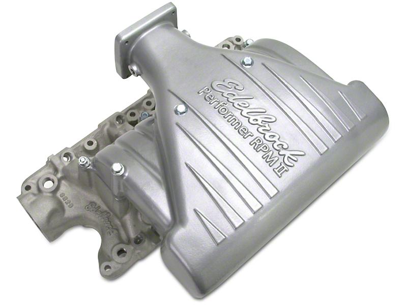 Edelbrock Performer RPM II EFI Intake Manifold (86-95 5.0L)