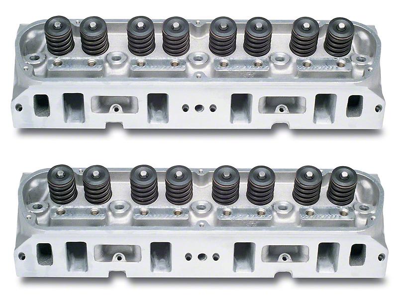Edelbrock Performer Cylinder Heads - 1.90 Valve (82-95 5.0L)