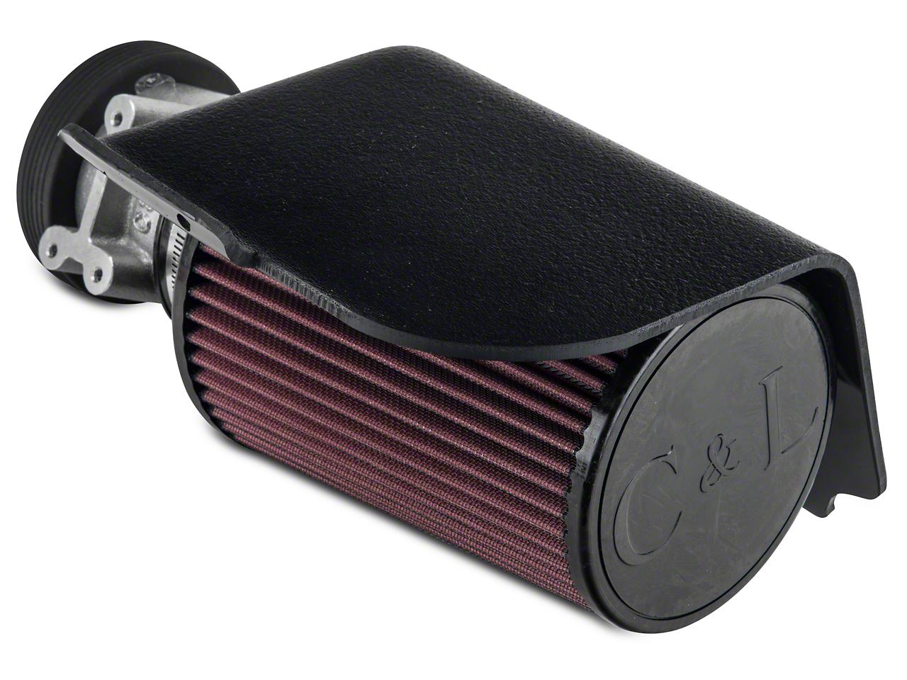 C&L Short Ram Air Intake w/ 73mm MAF (94-95 GT)