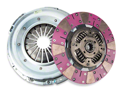 Exedy Mach 600 Stage 4 Clutch w/ Hydraulic Throwout Bearing (05-10 GT)
