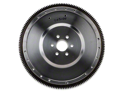 McLeod Lightened Steel Flywheel - 6 Bolt 28 and 50 oz (86-95 5.0L, 93-95 Cobra)