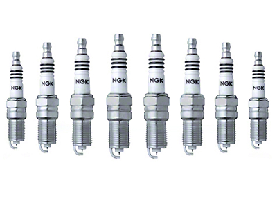 NGK Iridium IX Performance Spark Plugs (93-01 Cobra; 96-04 GT, Mach1; 98-04 V6)