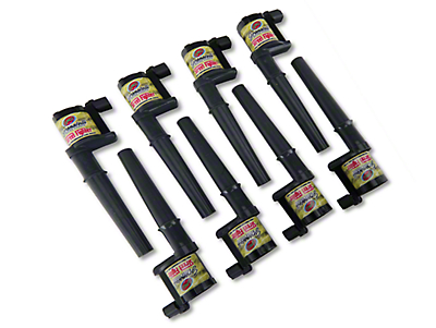 GMS 4V Street Fighter Coil Pack (99-04 Cobra, Mach 1; 07-10 GT500)