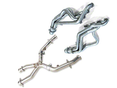 Kooks Header and Off-Road X-Pipe Combo - 1-5/8 in. (96-98 GT)