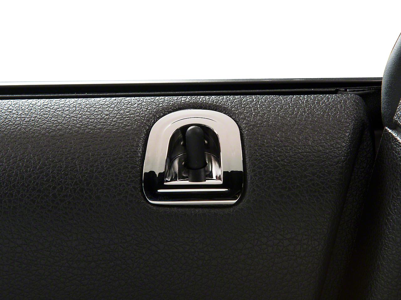 SHR Chrome Door Lock Pocket (05-09 All)