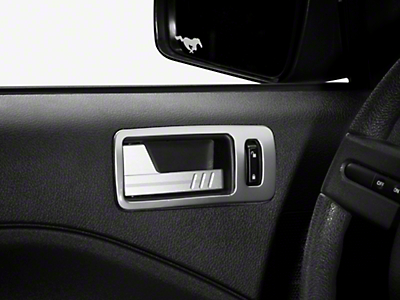 SHR Satin Billet Interior Door Handles (05-14 All)