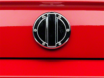 SHR Chrome Decklid Medallion - Classic (05-09 All)