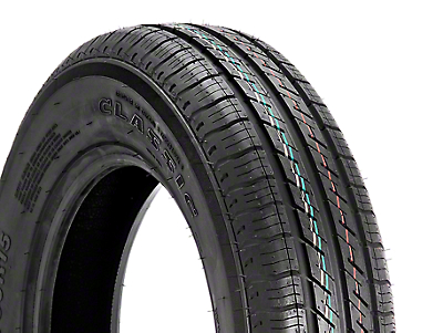 Classic All-Season Tire - 165/80R15