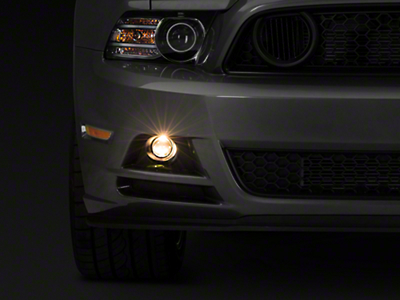 Raxiom Fog Light Kit - Lower Valance (13-14 GT)