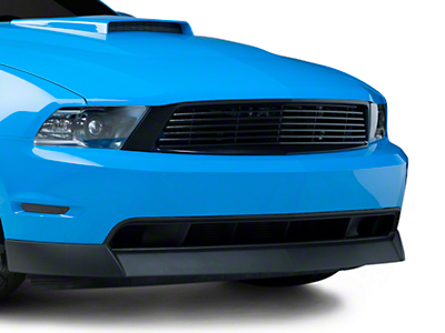 Roush 7 Bar Upper Black Billet Grille (10-12 GT)