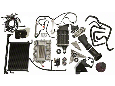 Roush R2300 625HP Supercharger - Phase 2 Kit (11-14 GT)