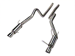 Pypes Mustang Pype-Bomb Super System Cat-Back Exhaust