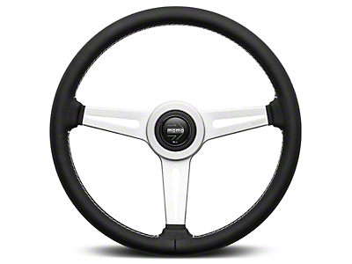 MOMO USA Retro Steering Wheel (84-14 All)