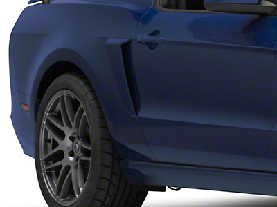 MMD Pre-Painted Side Scoops - Deep Impact Blue (10-14 All)