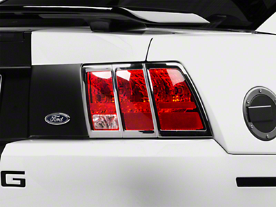MMD Chrome Tail Light Trim (99-04 All)