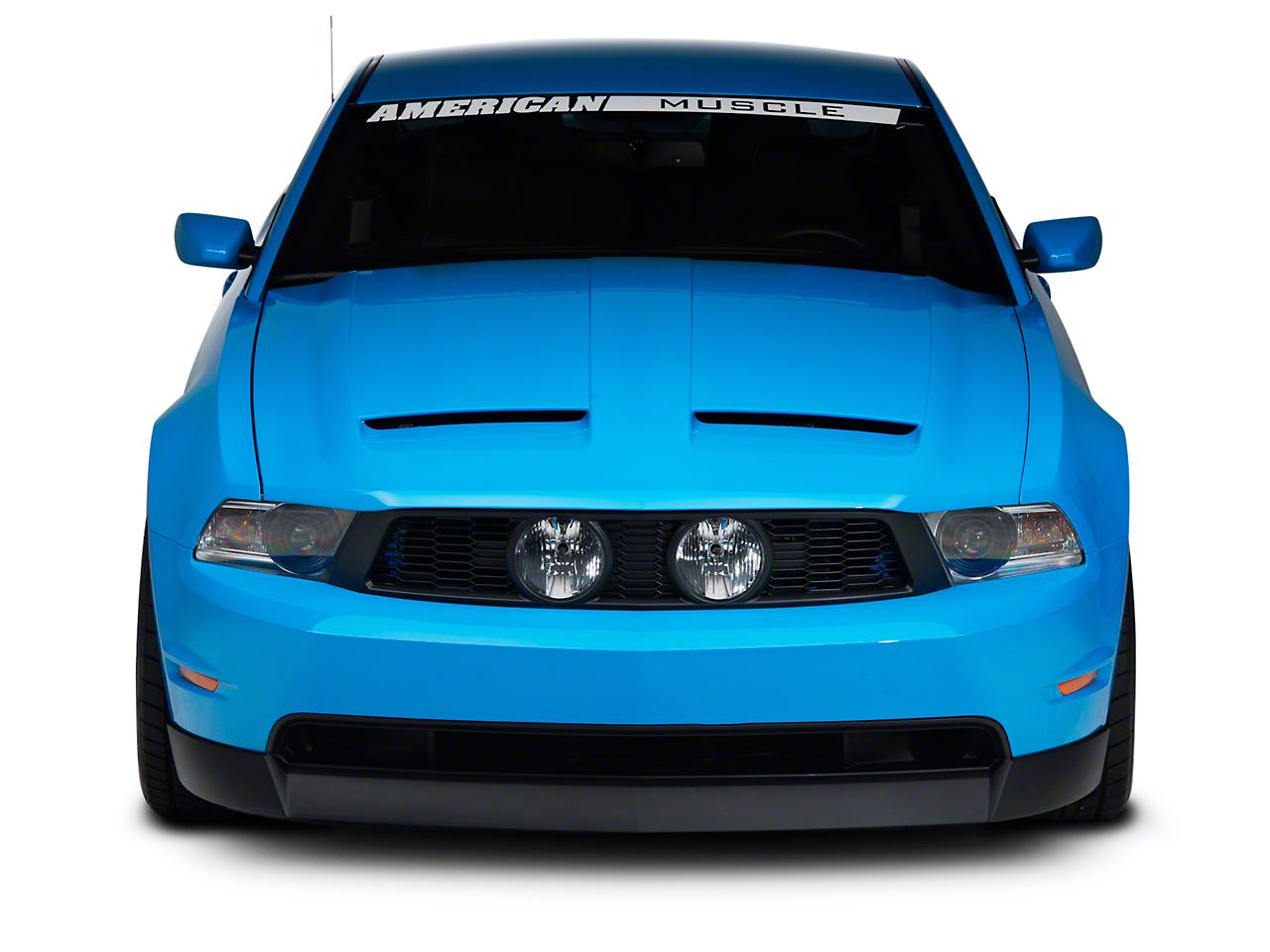 Cervini's Concept Hood - Unpainted (10-12 GT, V6)