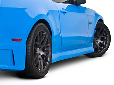 Cervini's Stalker Side Skirts - Unpainted (10-14 All)