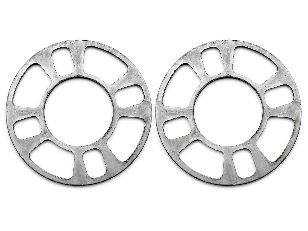 Wheel & Brake Spacers - 5/16 in. - Pair (79-93 All)