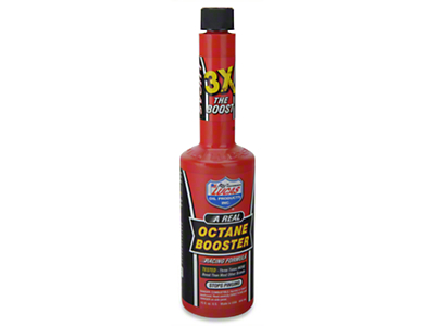 Lucas Oil Octane Booster Additive