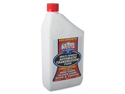 Lucas Oil Multi Vehicle ATF Trasmission Fluid
