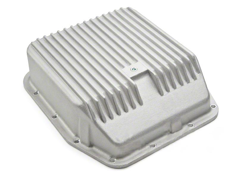 SR Performance Aluminum Transmission Pan - AOD/AODE/4R70W/4R75E (80-04)