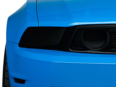SpeedForm Smoked Fog Light Covers (10-12 GT)