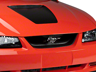 Mach 1 Style Grille Delete Bottom Lip (99-04 GT, V6)