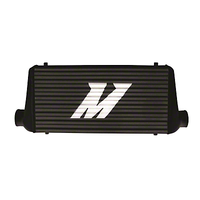 Mishimoto Universal M Line Intercooler - Black (79-17 All)