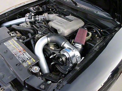 Procharger Stage II Intercooled Supercharger System - D-1SC (94-95 GT, Cobra)