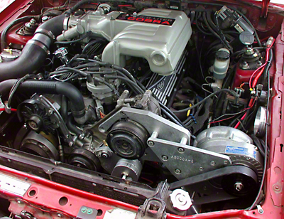 Procharger High Output Intercooled Supercharger System - 8 Rib (86-93 5.0)