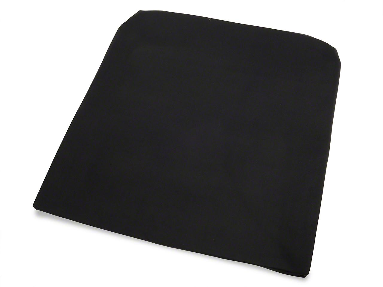 TMI Black Cloth Headliner w/ Sunroof (79-93 Hatchback)