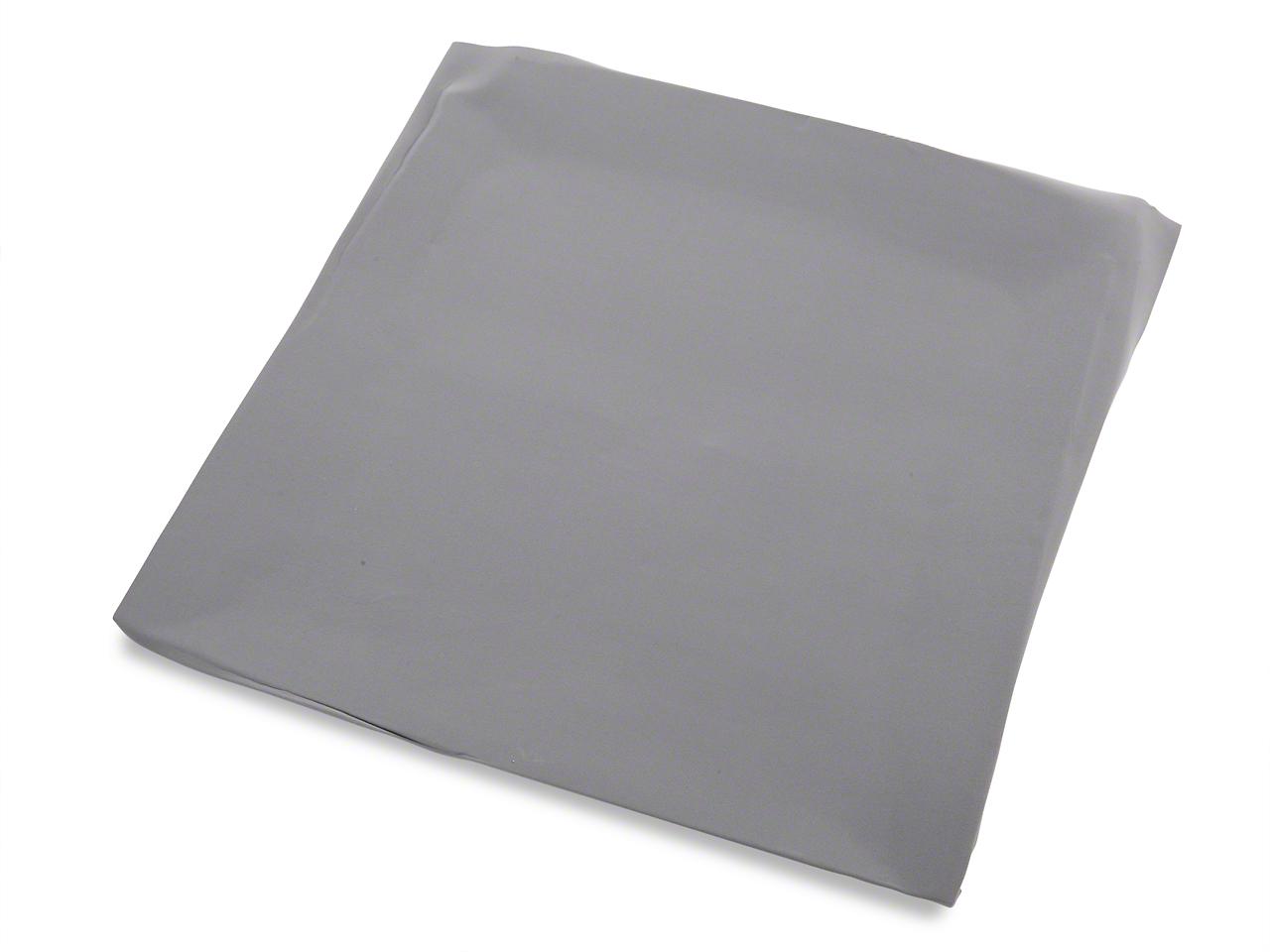 TMI Smoke Gray Cloth Headliner w/ Sunroof (87-89 Hatchback)