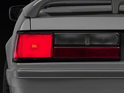 Mustang Tail Lights Thumb Transpprod Amp on Green Led Headlight Tint