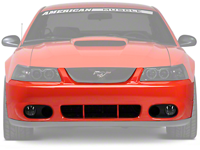 Cobra Front Bumper Cover - Unpainted (99-04 All)