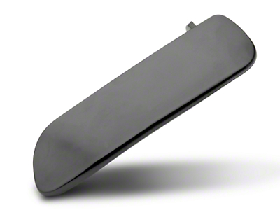 Exterior Door Handle - Left Side - Unpainted (99-04 All)