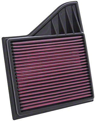 K&N Drop-In Replacement Air Filter (10-14 GT; 11-14 V6; 12-13 BOSS)