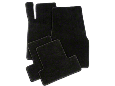Lloyd Front & Rear Floor Mats - Black (11-12 All)