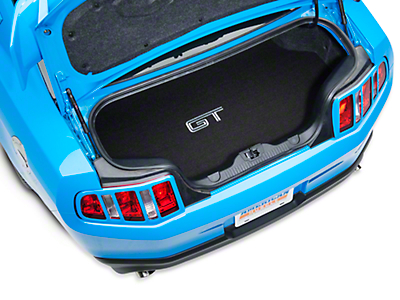 Lloyd Trunk Mat - Embroidered GT - Coupe (10-12 All)