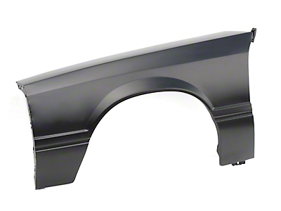 OPR Replacement Fender - Left Side - Unpainted (79-90 All)