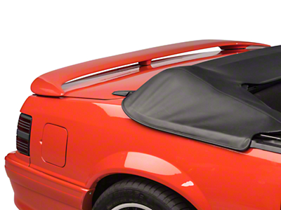 SpeedForm Sport Wing Spoiler - Coupe/Convertible - Unpainted (79-93 All)