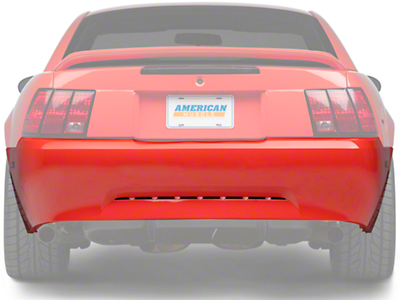 OPR Rear Bumper Cover - Primed (99-04 V6)