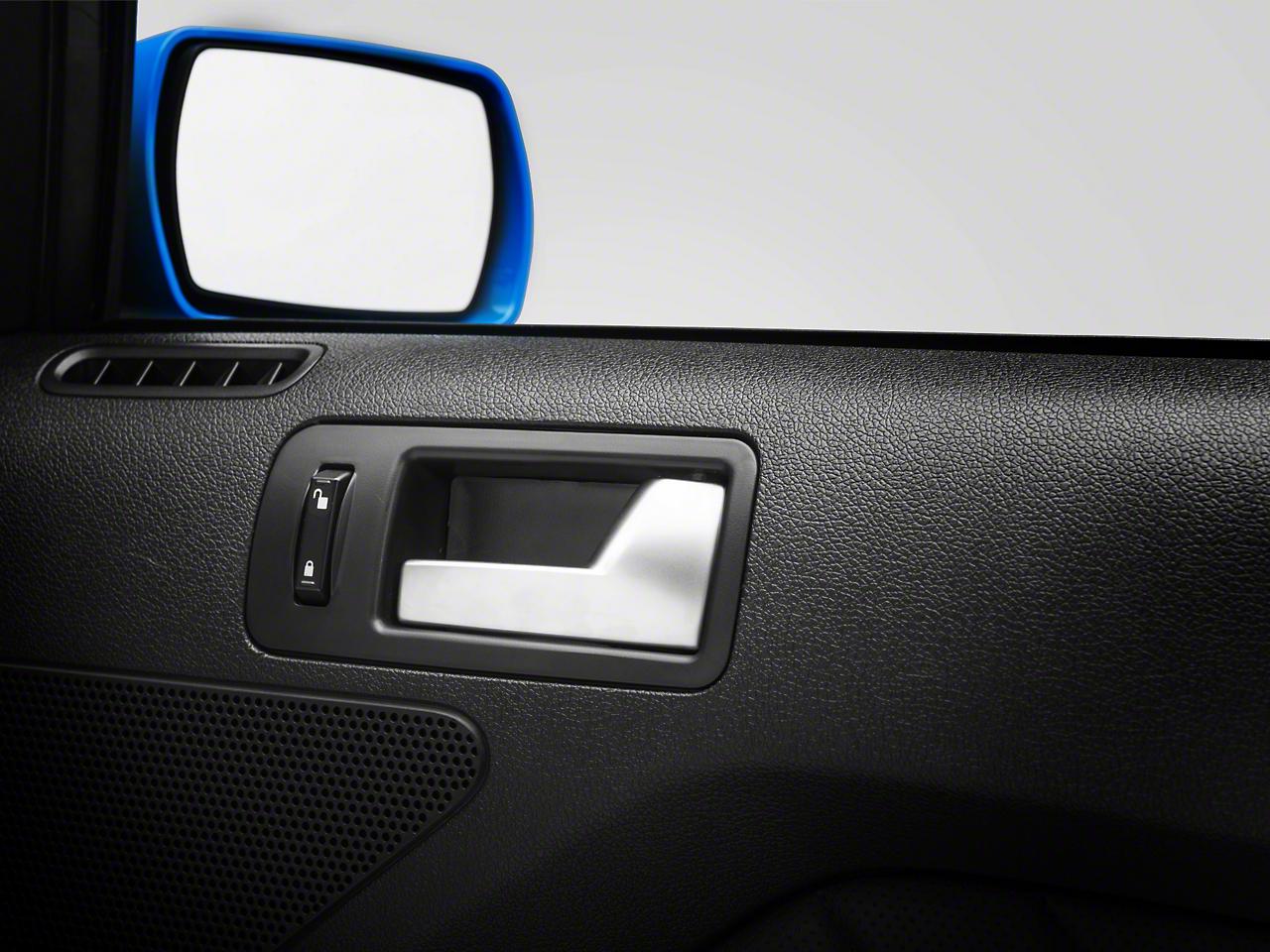 OPR Satin Interior Door Handle - Right Side (05-14 All)