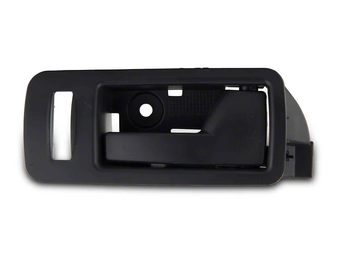 OPR Black Interior Door Handle - Left Side (05-14 All)