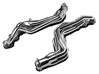 BBK Mustang 1-5/8 in. Chrome Equal Length Shorty Headers