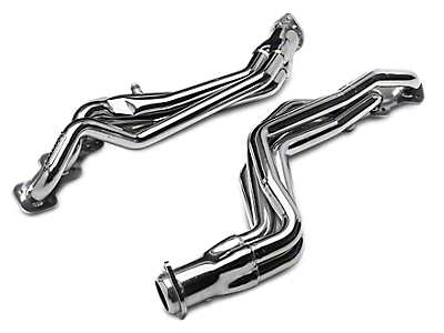 MAC Mustang Ceramic Unequal Length Shorty Headers for GT