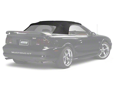 OPR Replacement Convertible Top - Black (94-99 All)