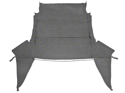 OPR Headliner - Convertible - Charcoal (99-04 All)