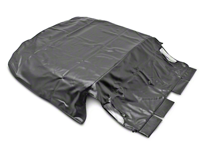 OPR Convertible Top Boot - Black (99-04 All)