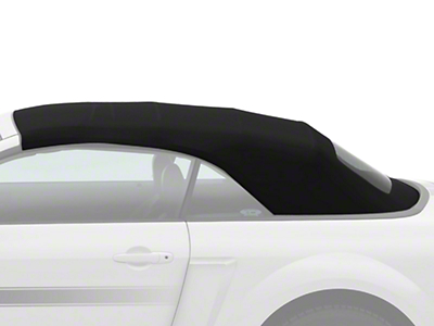OPR Replacement Convertible Top & Heated Rear Glass - Black (05-14 All)